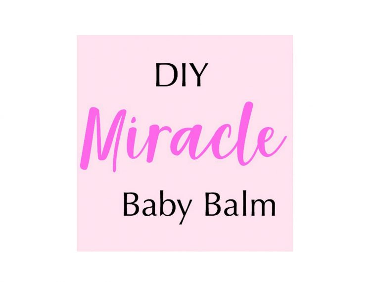 Miracle Baby Balm - beef tallow