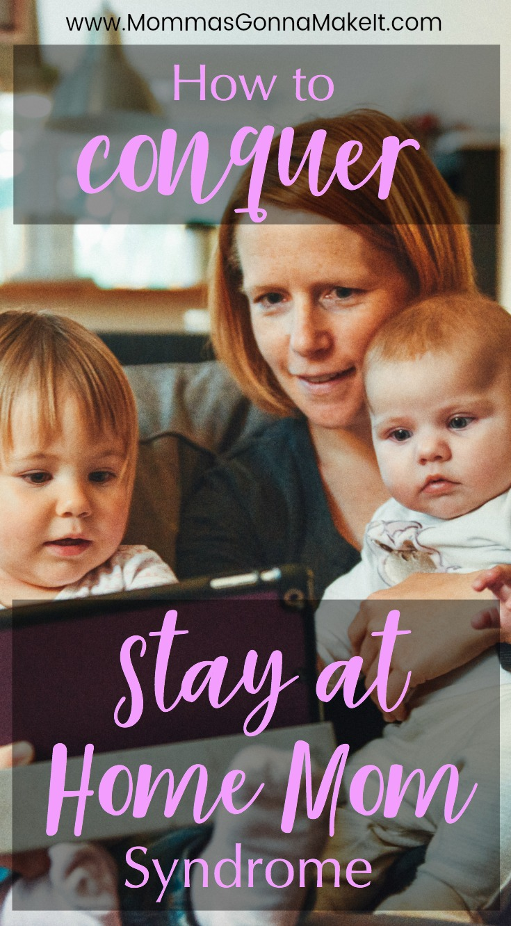 How to conquer stay at home mom syndrome, ultimate bundles, homemaking