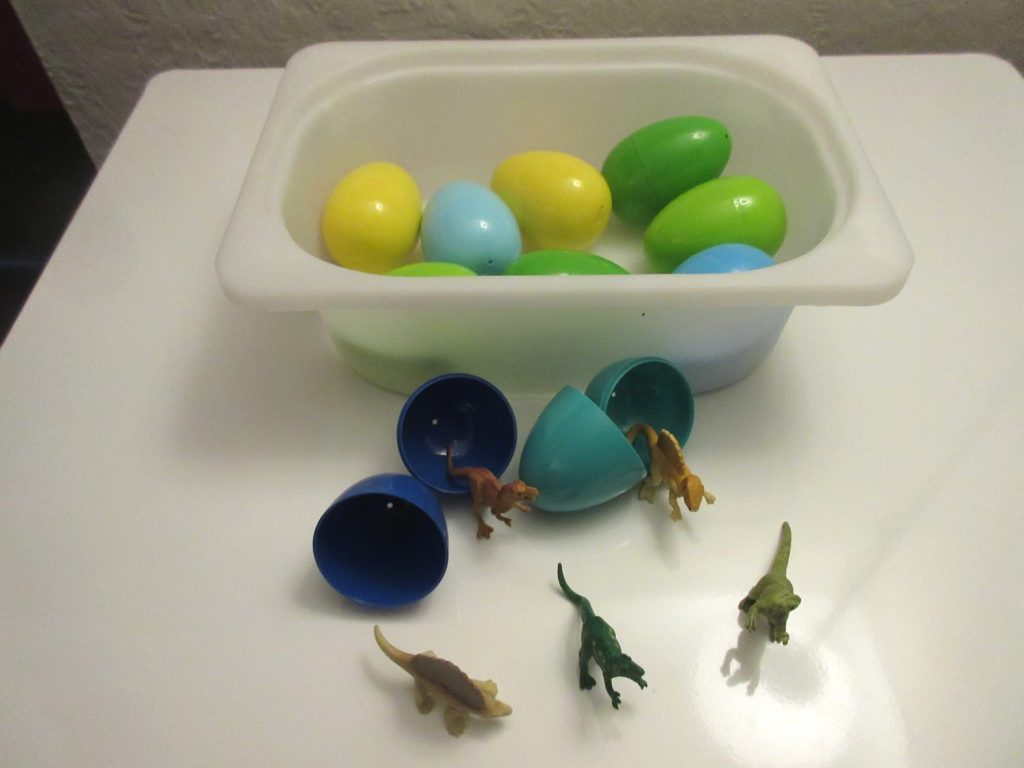 Dinosaur Eggs Activity, Education.com