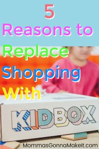 subscription boxes, kidbox, clothing, shiopping