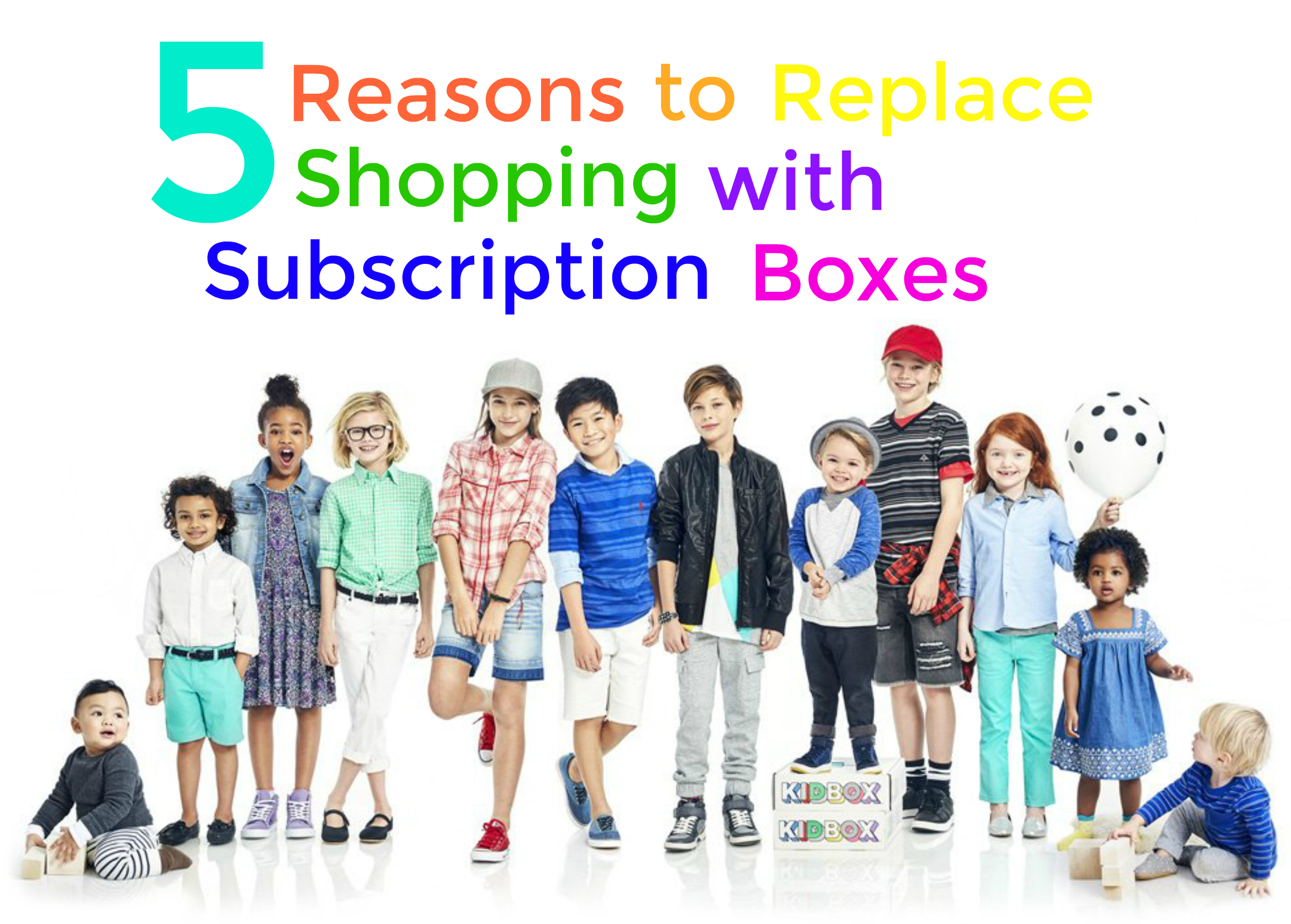 shopping, kids, clothing, subscription box