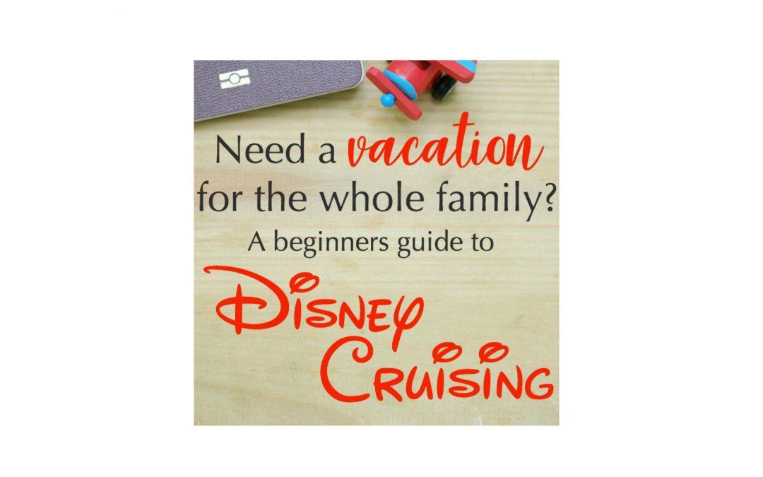 Disney Vacations 2018 – Disney Cruise Pt 1